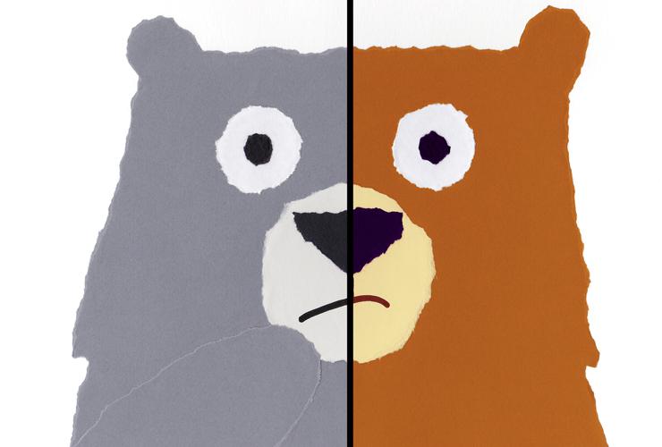 Expo le doudou de gros ours
