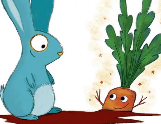 Arsène et la carotte magique