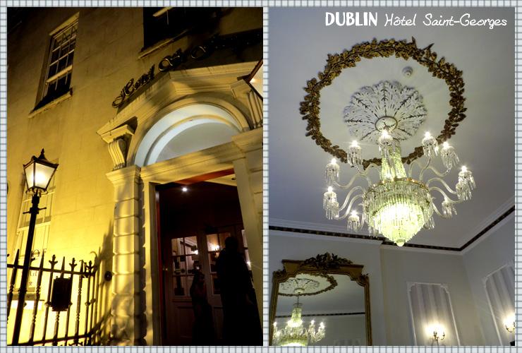 Hotel Saint georges Dublin