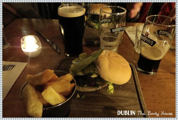Dublin The boxty house