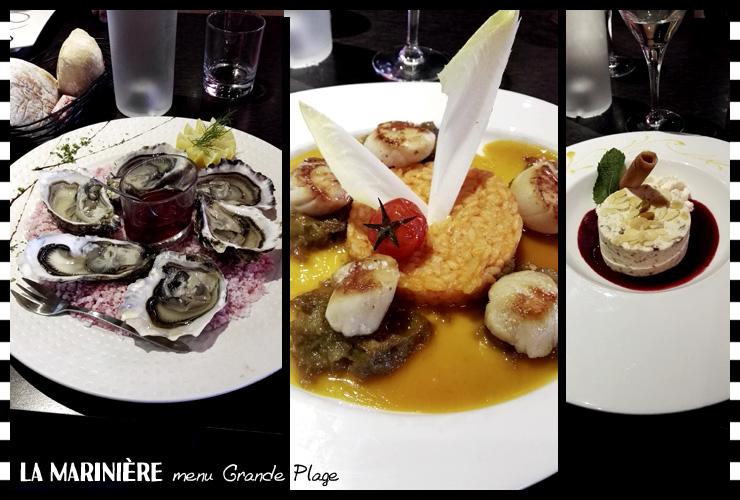 restaurant la marinière
