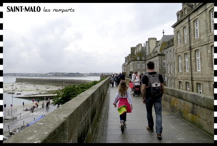 remparts Saint-Malo