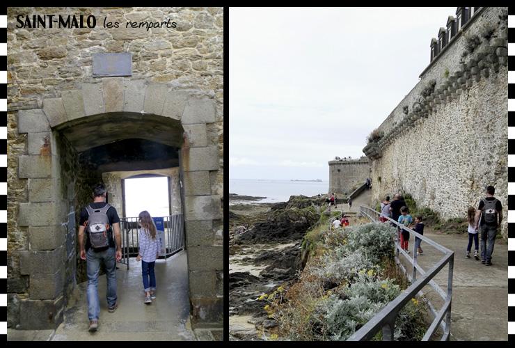 Saint-Malo remparts