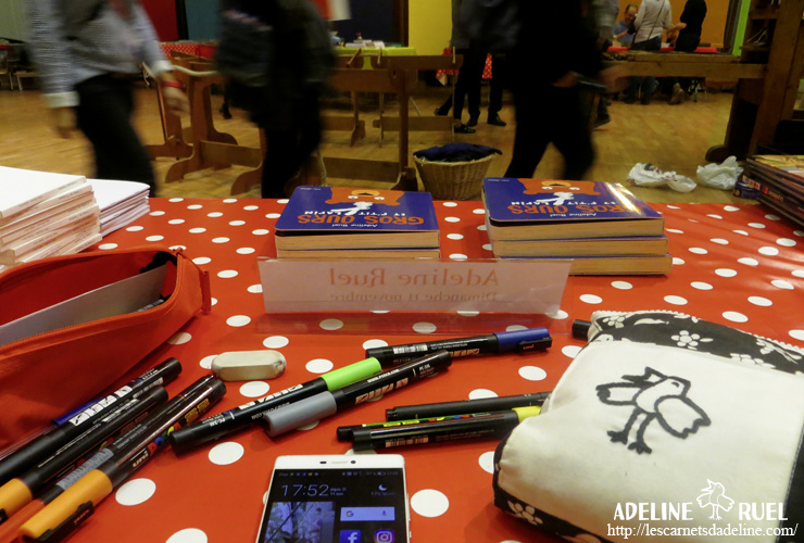 Crocmillivre salon du livre jeunesse