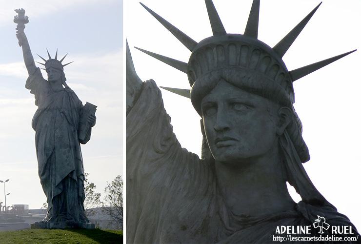 Colmar NY Statue de la liberté