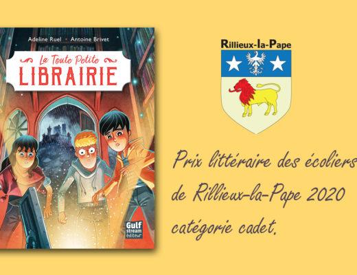 Prix littéraire de Rillieux-la-Pape 2020