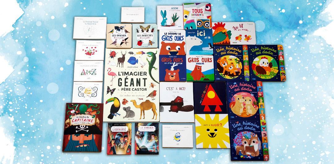 idées cadeaux enfants livre
